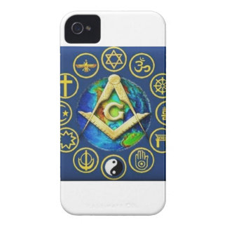 Freemasonry All Religions iPhone 4 Case-Mate Cases