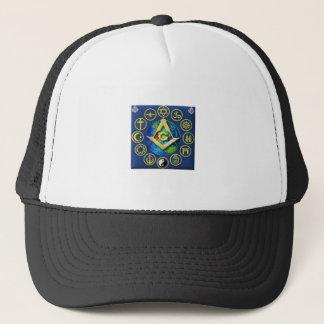 Freemasonry All Religions Trucker Hat