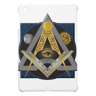 Freemasonry Emblem iPad Mini Cases