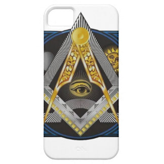 Freemasonry Emblem iPhone 5 Cover