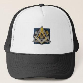 Freemasonry Emblem Trucker Hat