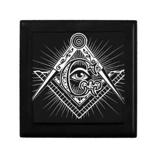 Freemasonry-Masonic-Masonry Gift Box