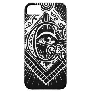 Freemasonry-Masonic-Masonry iPhone 5 Covers