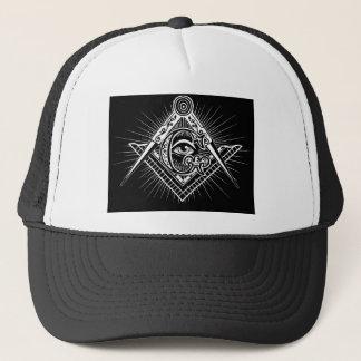 Freemasonry-Masonic-Masonry Trucker Hat