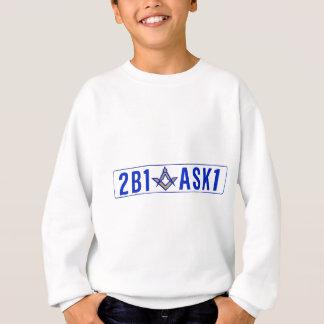 Freemasonry-SacredMasonry-2016040521 Sweatshirt