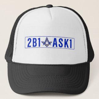 Freemasonry-SacredMasonry-2016040521 Trucker Hat