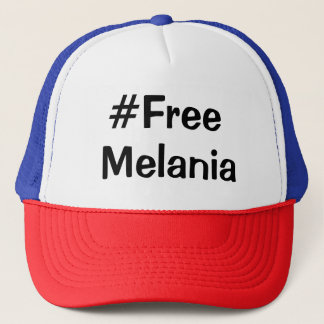 #FreeMelania funny hat