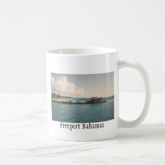 Freeport Bahamas Coffee Mug
