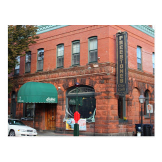 Freestones City Grill - Massachusetts Postcard