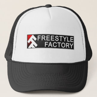 Freestyle Factory Banner Truck Driver Hat
