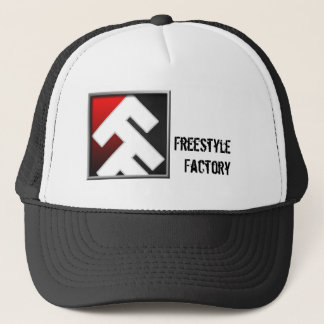 Freestyle Factory FF with Name Truck Driver Hat