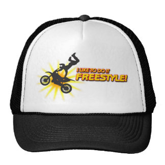 Freestyle Trucker Hat