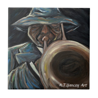 Freestyle Jazz Tile