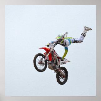 Freestyle Motocross Poster