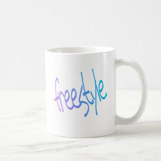 freestyle coffee mug