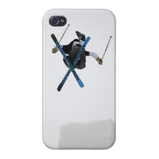 Freestyle Skiing iPhone 4/4S Covers