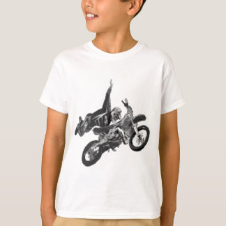 Freestyling with dirt bike T-Shirt