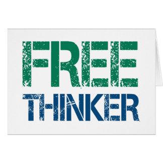 freethinker card