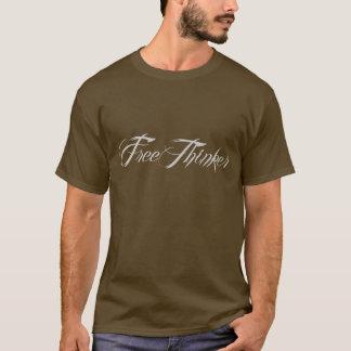 Freethinker Script T-Shirt