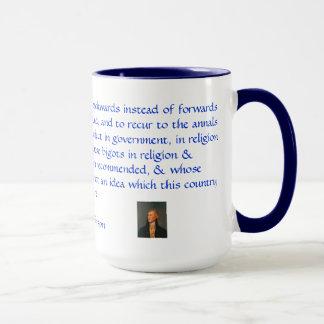 Freethinking Thomas Jefferson Mug