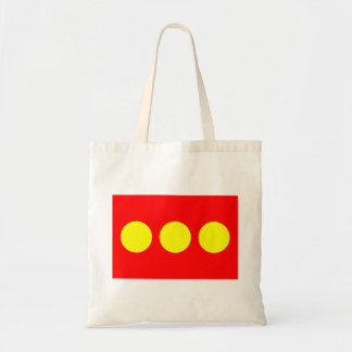 Freetown Christiania Flag Tote Bag