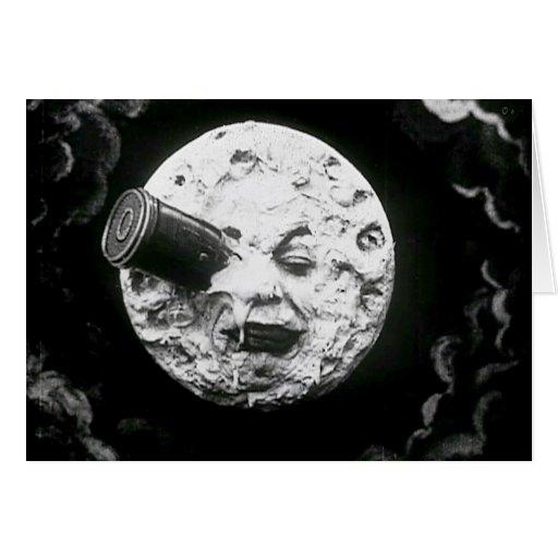 """Freeze Frame - """"Le Voyage Dans La Lune""""  Card"""