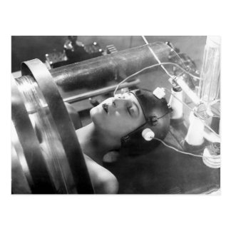 "Freeze Frame - ""Metropolis"" - Maria Postcard"