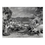 """Freeze Frame - """"The Lost World"""" Postcard"""