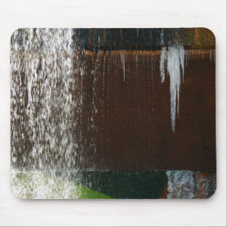 Freezing Water Mouse Pad