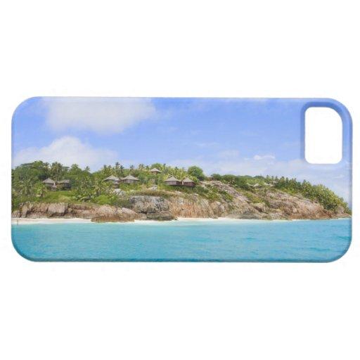 Fregate Island resort (PR) iPhone 5 Case
