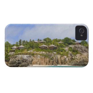 Fregate Island Resort (PR) Case-Mate iPhone 4 Cases