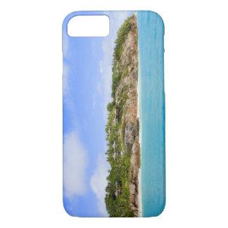 Fregate Island resort (PR) iPhone 7 Case
