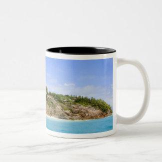Fregate Island resort (PR) Coffee Mug
