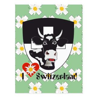 Freiburg/Fribourg Switzerland Suisse postcard