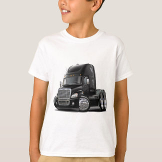 Freightliner Cascadia Black Truck T-Shirt