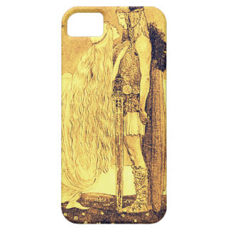 Freja and Svipdag by John Bauer Barely There iPhone 5 Case