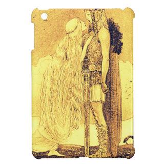 Freja and Svipdag by John Bauer iPad Mini Covers
