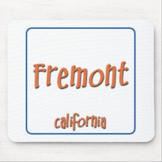Fremont California BlueBox Mouse Pad