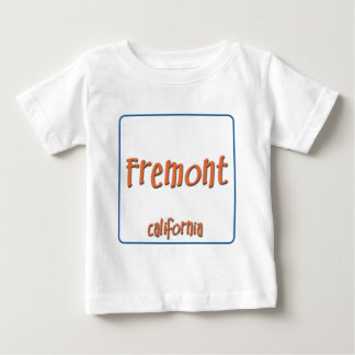 Fremont California BlueBox T-shirt