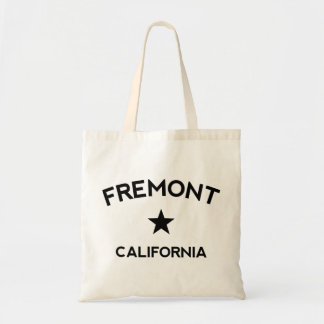 Fremont California Tote Bag