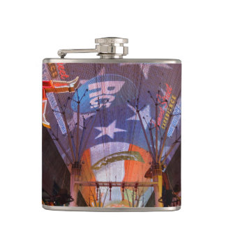 Fremont Street Experience Hip Flask
