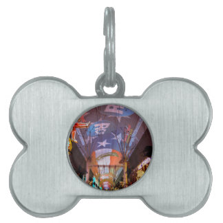 Fremont Street Experience Pet Tags