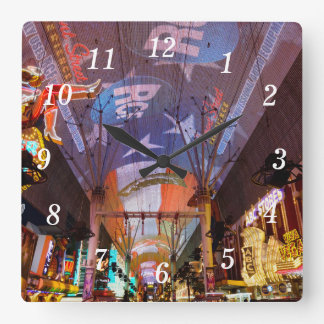 Fremont Street Experience Wall Clocks