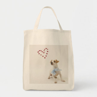 Fremont's heart tote bag
