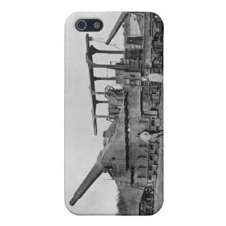 French 320 mm Railway Gun, 1910s iPhone 5 Cover