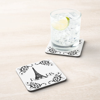 French Accent Beverage Coaster
