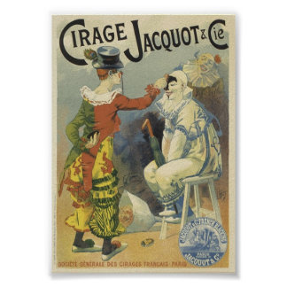 French Advertisement-Vintage Poster