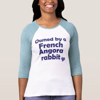 French Angora rabbit Tee Shirts
