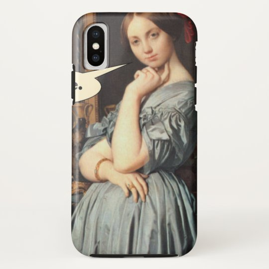 French Aristocrat Says: Bite Me HTC Vivid Cover