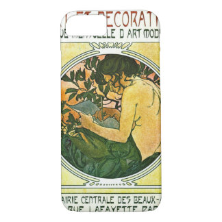 French Art Show Promo 1901 iPhone 7 Case